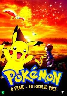 Pokémon O Filme - Eu Escolho Você!