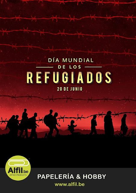 Día Mundial de los Refugiados 20 de Junio