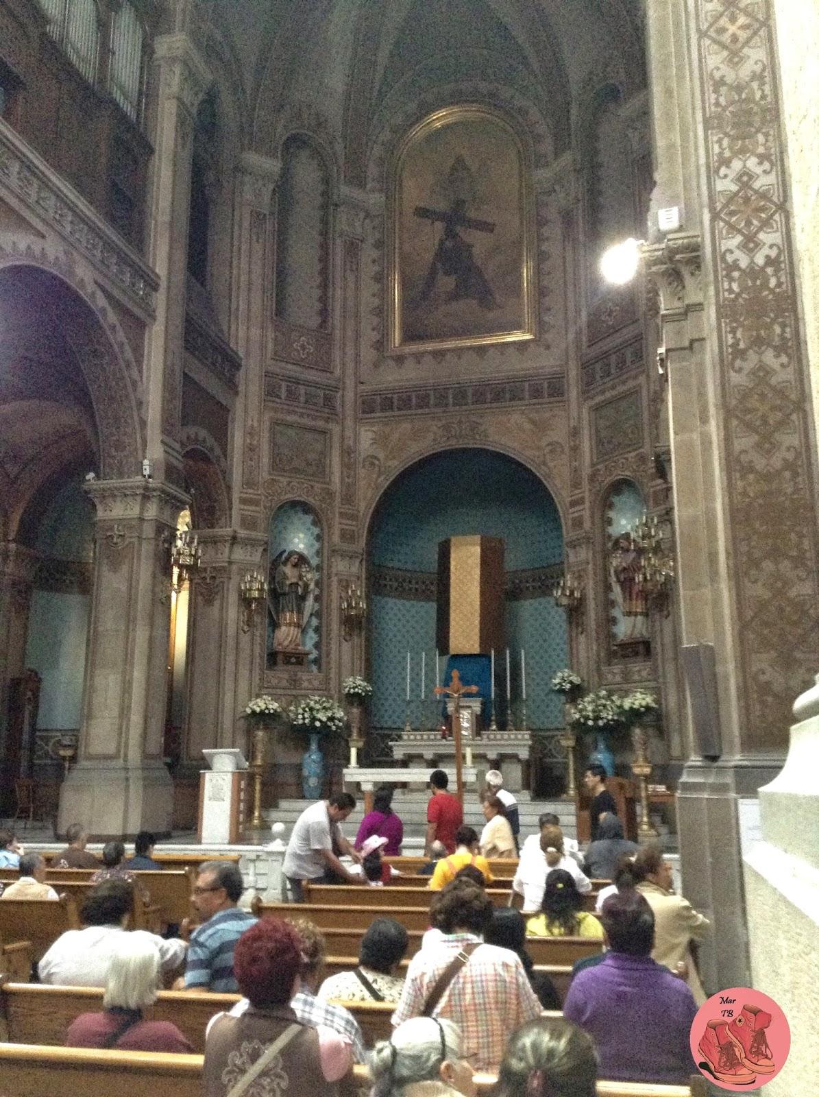 Templo Expiatorio de San Felipe de Jesús