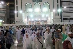 Masjidil Haram Siapkan Menu Sahur untuk 250.000 Jamaah Umrah