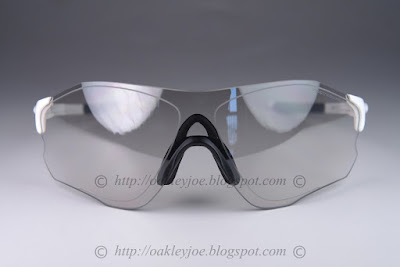 f4e41d817f2 OO9308-1338 EV Zero Path polished black + clear photochromic iridium  250  lens pre coated with Oakley hydrophobic nano solution complete package with  box
