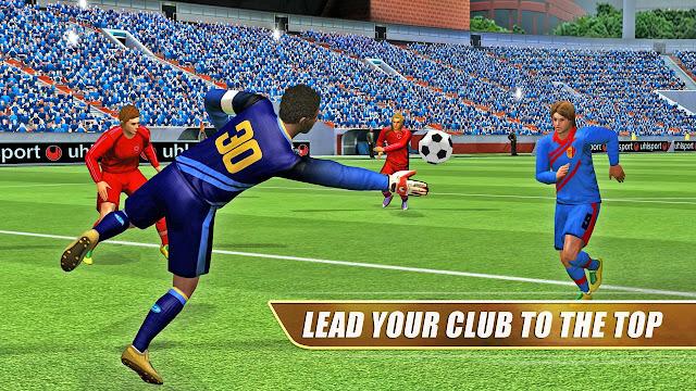 أفضل 5 ألعاب كرة قدم للأندرويد