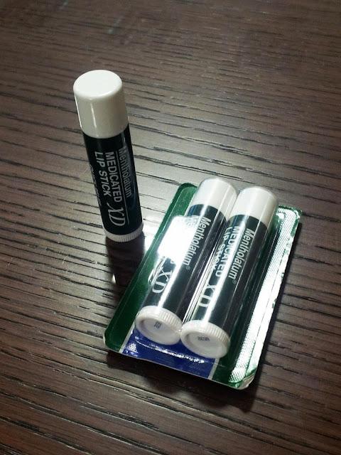 Pelembab bibir yang digunakan Sandiaga Uno