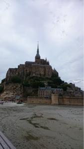 Mont Saint-Michel, na França