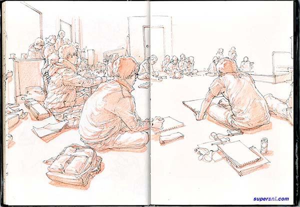 Kim Jung Gi Sketch Collection Pdf
