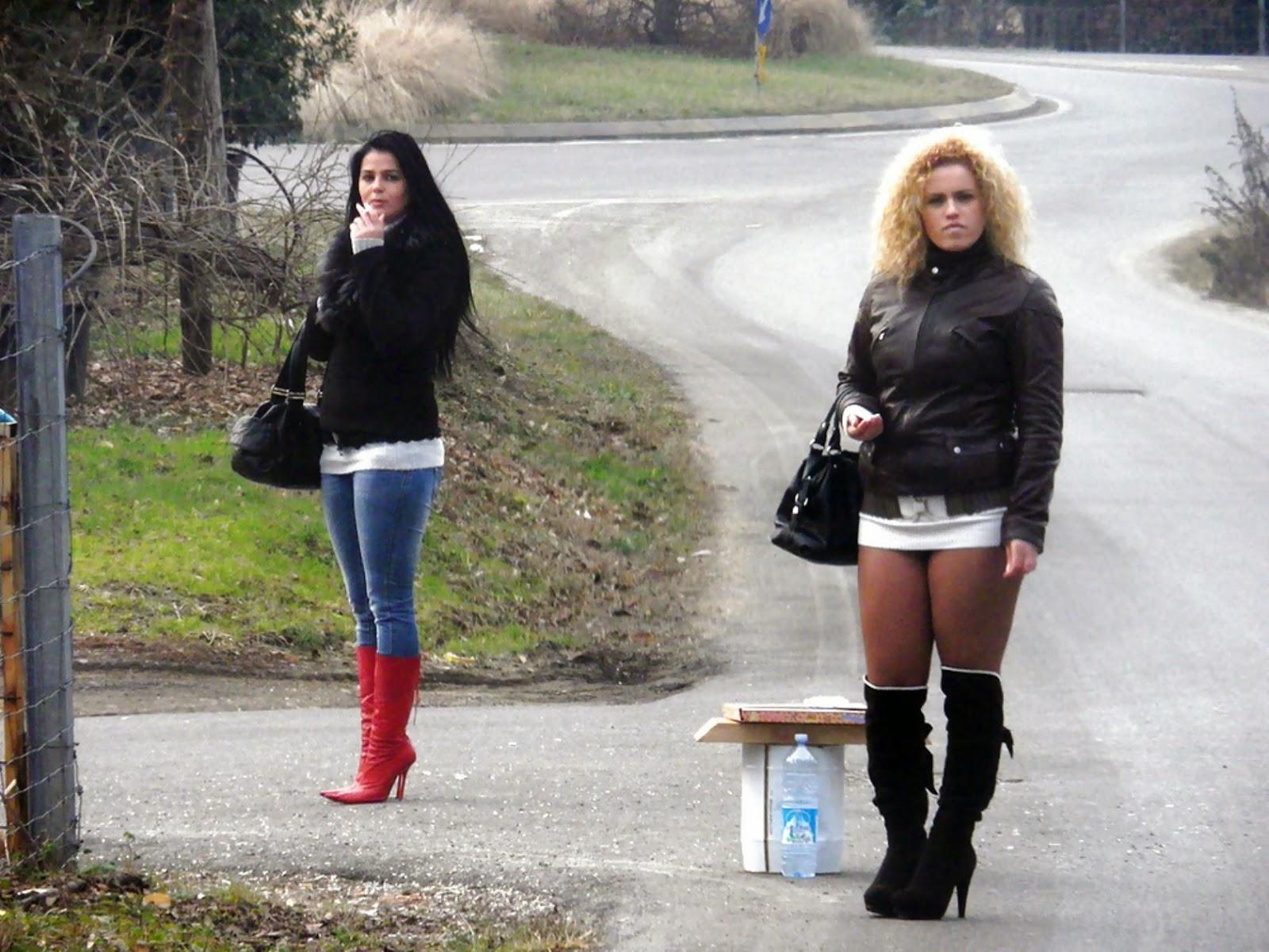 prostitutas grabadas en la calle prostitutas en paris