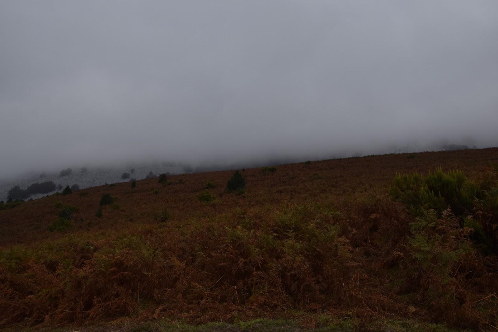 Urkiola Kraj Basków trekking z dziećmi