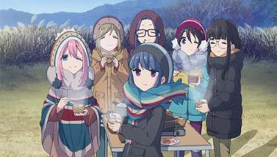 Yuru Camp Episode 12 English Subbed [END]
