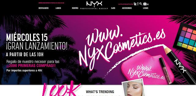 NYX-tienda-online