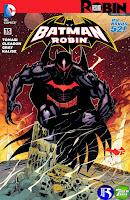 Os Novos 52! Batman e Robin #35