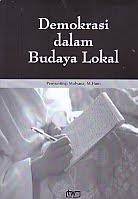 Judul Buku:Demokrasi dalam Budaya Lokal