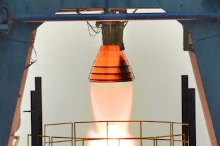 ISRO Successfully Conducts Ground Test of high thrust version of Vikas Engine