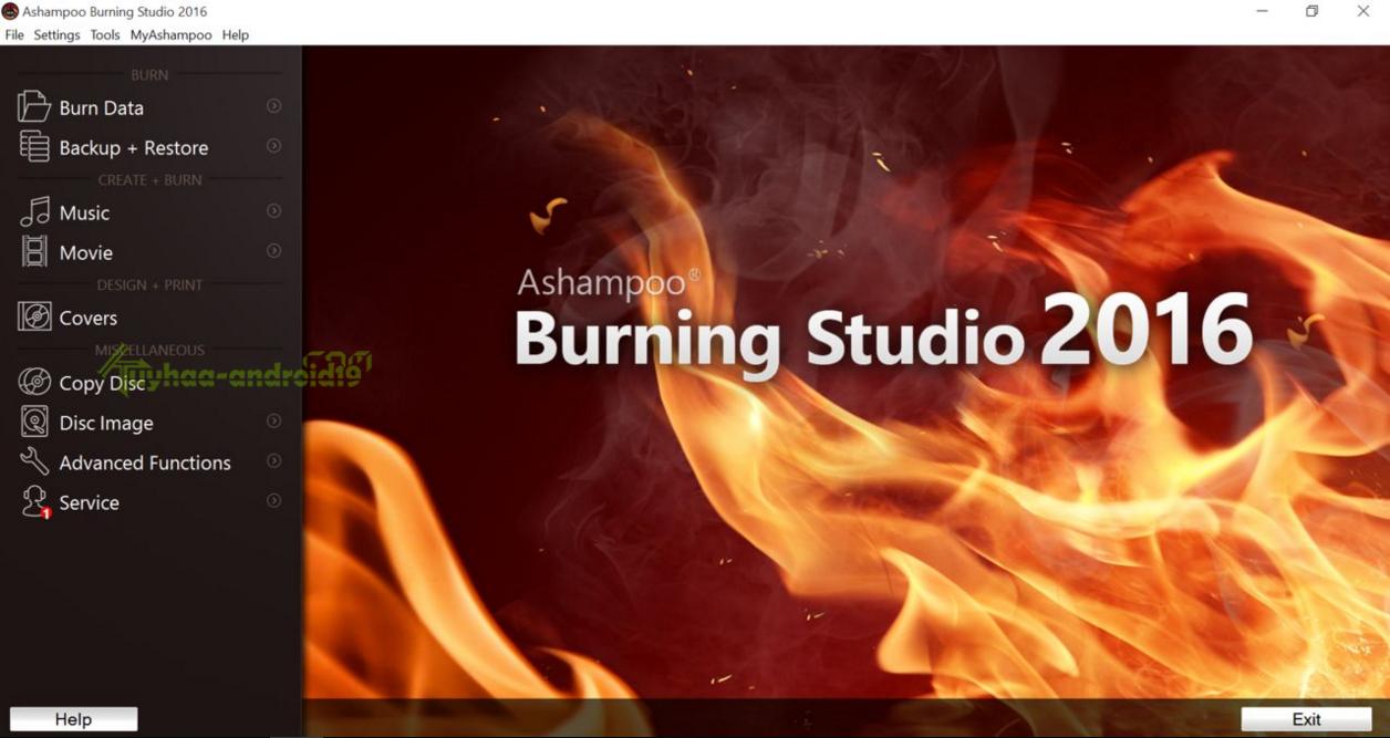 Ashampoo Burning Studio Pro