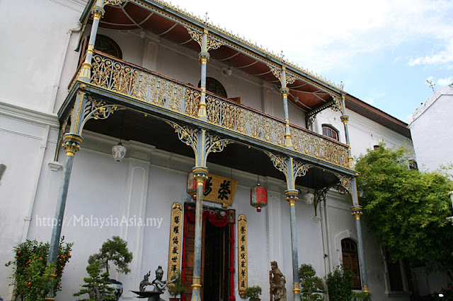 Traditional Peranakan Hoome
