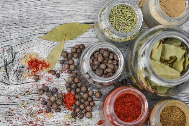herbs, spicies, spicy