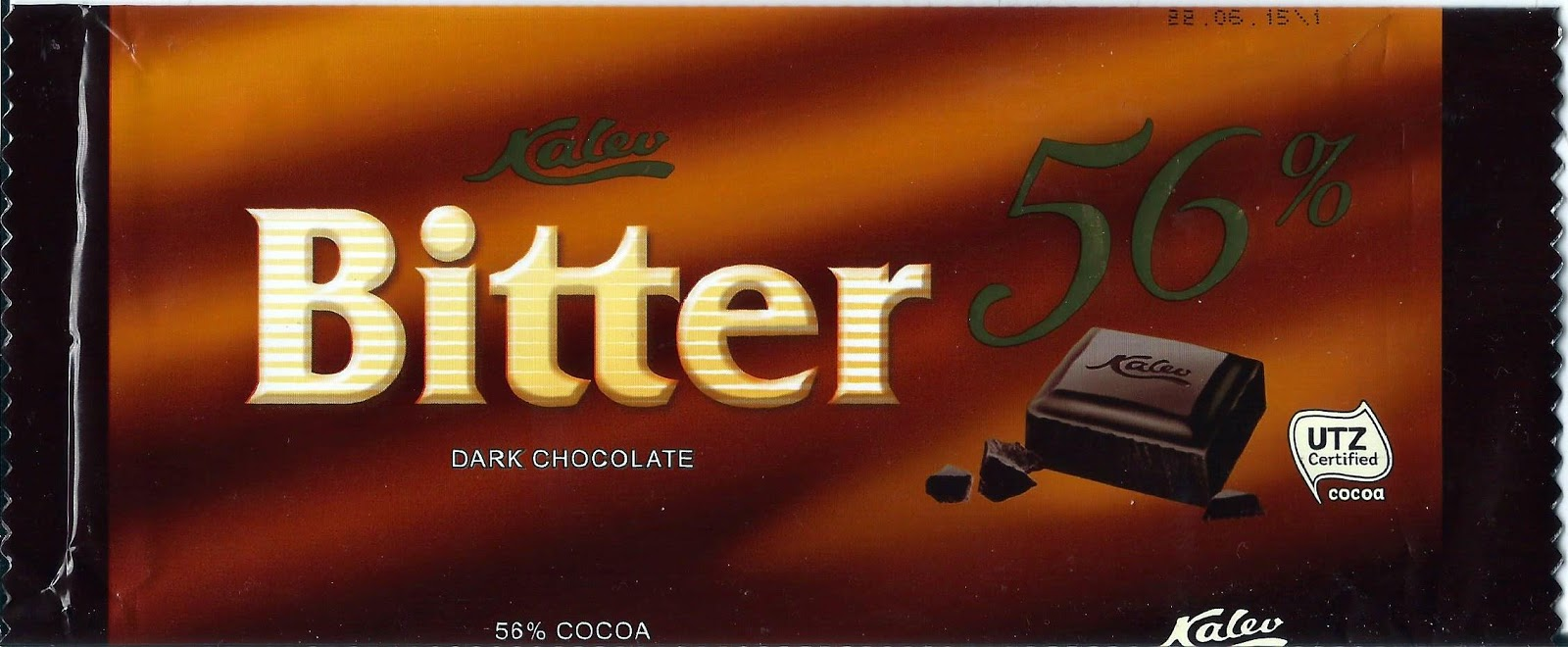 07a474683ab Janne šokolaadipaberid: 2015 Tume šokolaad
