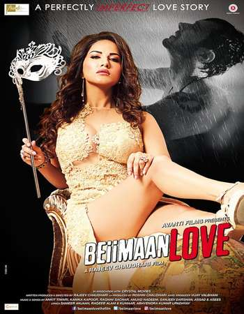 Beiimaan Love 2016 Hindi DVDScr Best Paint 700MB x264