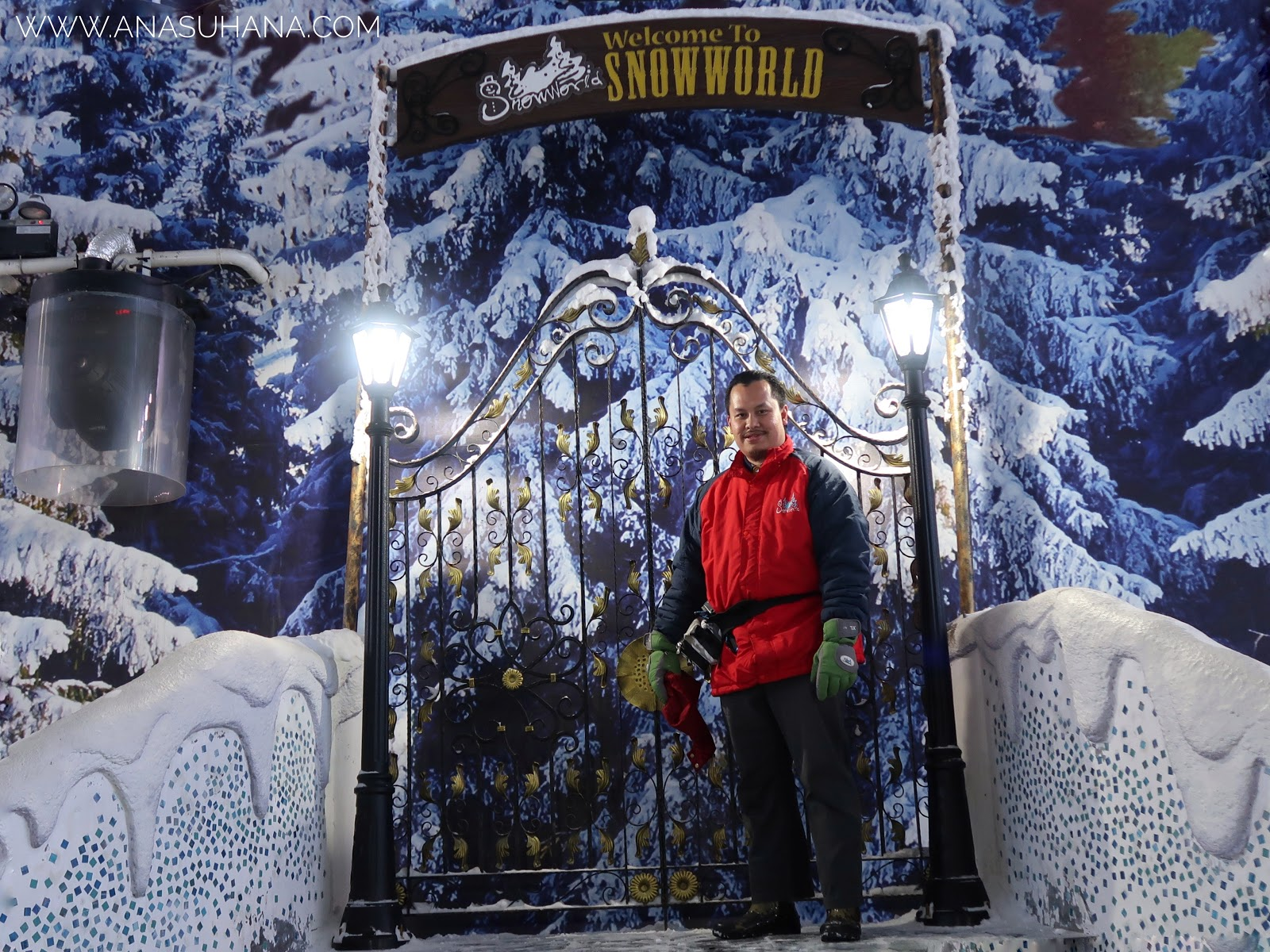 Snow World Resorts World Genting