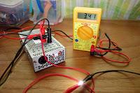 Mini ATX benchtop power supply