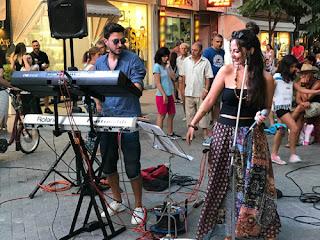 Δήμος Κατερίνης: Ένας πεζόδρομος γεμάτος μουσικές