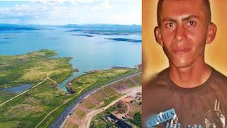 Jovem de 27 anos morre após ser atingido por raio durante pescaria em barragem
