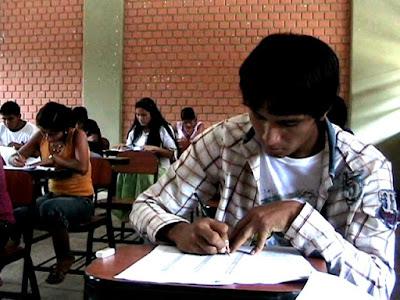 Examen de admisión  Universidad Nacional San Cristobal de Humanga UNSCH