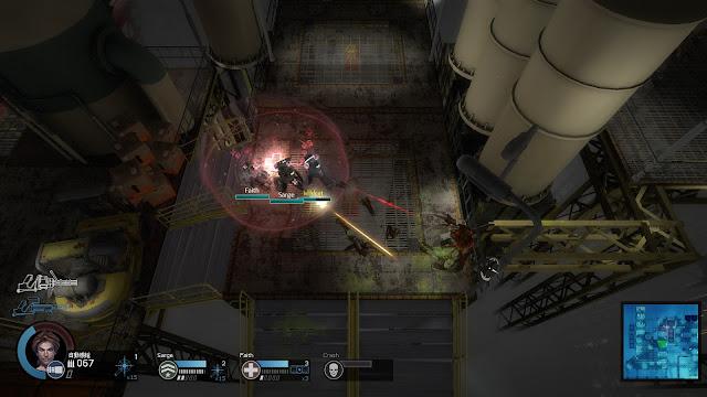 Alien Swarm: Reactive Drop 小隊戰略第一的免費中文射擊經典 Alien%2BSwarm_%2BReactive%2BDrop%2B-05