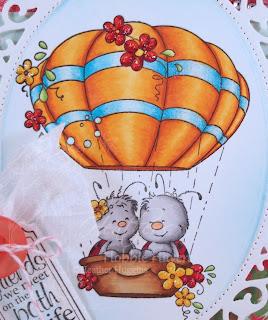 Heather's Hobbie Haven - Love Trip Card Kit