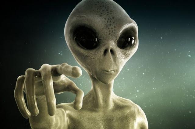 Benarkan Rupa Alien Seperti yang di Gambarkan Selama ini