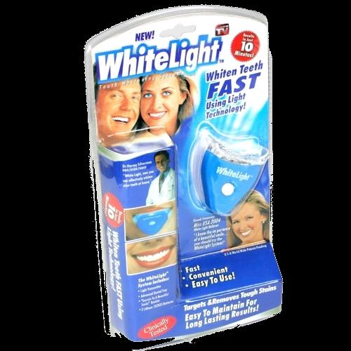 Pemutih Gigi White Light Original, Alami dan Cepat dalam 7 Hari