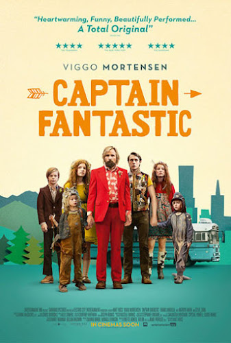 Captain Fantastic (BRRip 720p Ingles Subtitulada) (2016)