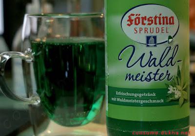 Förstina Sprudel Waldmeister