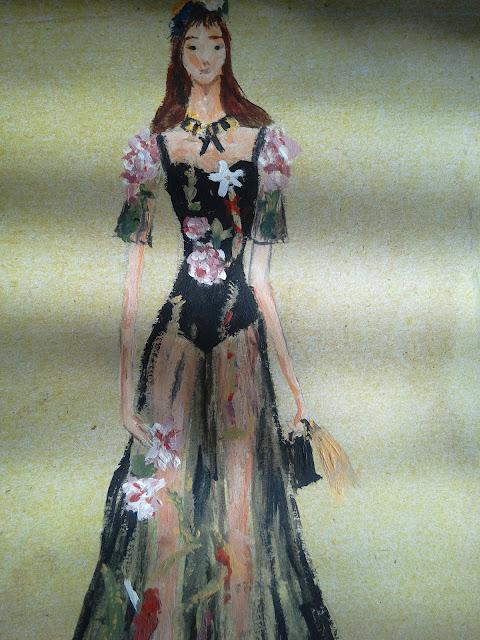 #fashionillustration #dolce&gabbana