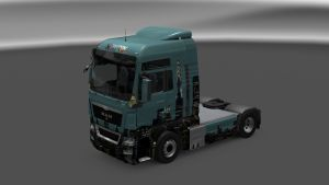 New York Skin for MAN TGX