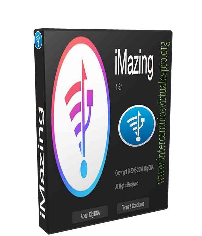 DigiDNA iMazing 2.0.2 poster box cover