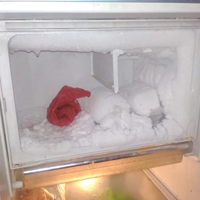 Cara Cepat dan Mudah Membersihkan Bunga Es di Kulkas