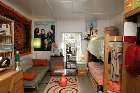 J. Douglas Design: Dorm Room Design on a Dime