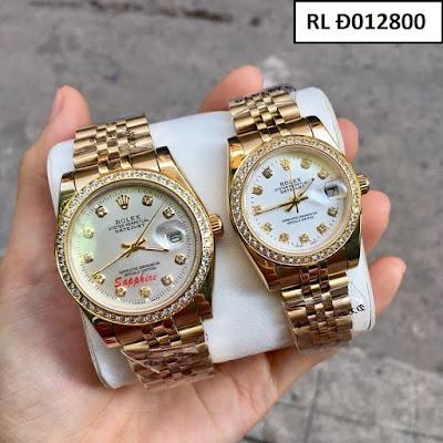 Đồng hồ đeo tay Rolex Đ012800 quà tặng người yêu ý nghĩa và sâu lắng