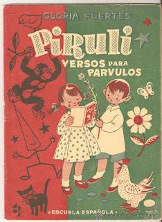 Pirulí: versos para párvulos / por Gloria Fuertes ; ilustraciones de Soravilla