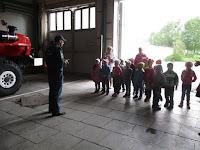 (ФОТО)Ребятам рассказали о героических подвигах пожарных