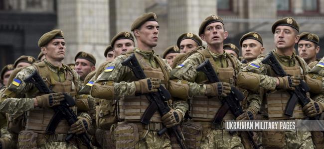 призов на строкову військову службу, ЗСУ