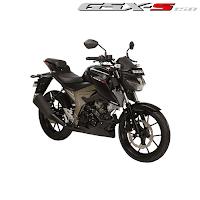 Paket Spesial Harga Cash / Kredit Motor Suzuki GSX 150S Terbaru