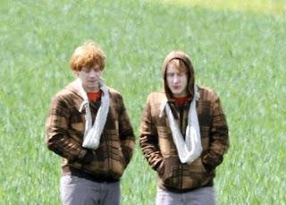 News Hump: Behind the Scenes of Harry Potter Saga