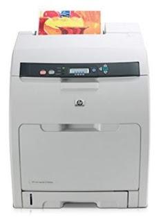 Imprimante Pilotes HP Color LaserJet CP3505 Télécharger