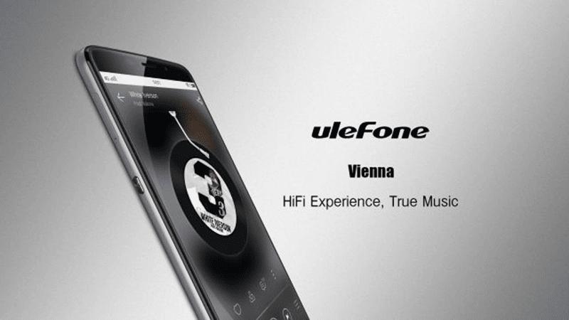 UleFone Vienna teased!