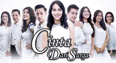 Lagu OST Cinta Dari Surga Mp3 by d'Masiv feat Iwan Fals