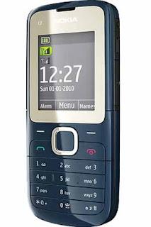 Harga Nokia C2