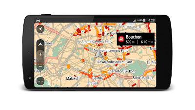 إستعمل نظام الملاحة و الخرائط في جهازك الأندرويد مع تطبيق خفيف جداً (إصدار مدفوع)