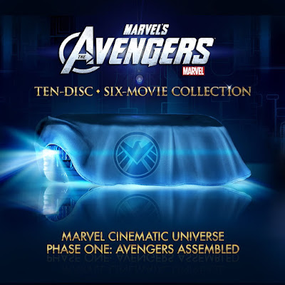 Phase 1: Avengers Assembled