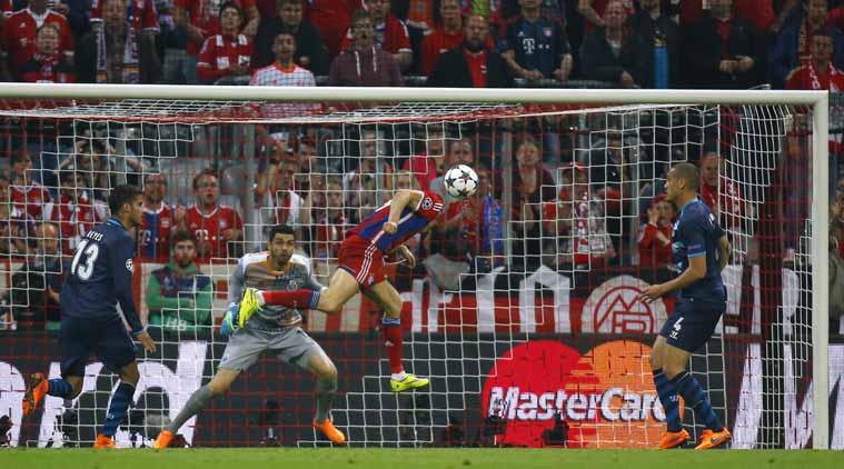 Bayern Múnich vs PSG EN VIVO por la UEFA Champions League